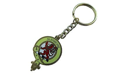 Lord Or Lady Of Glenmore Keyring