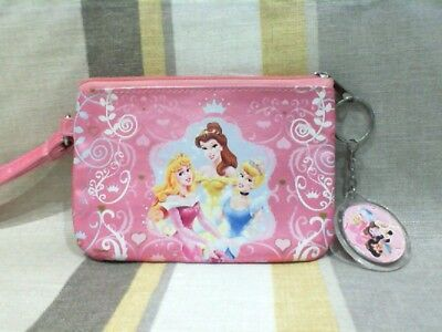 Disney princess Purse and Key Ring by Disney