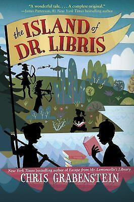 The Island of Dr. Libris-ExLibrary