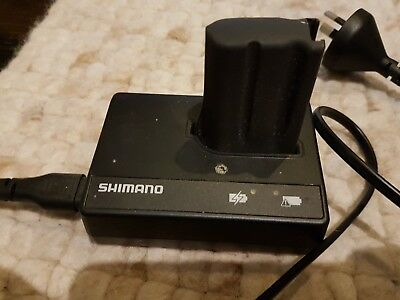 shimano di2 battery and charger bike cycling dura ace ultegra