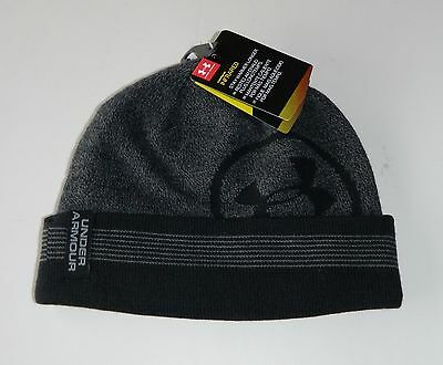 53bdf20e3b1 ... coupon code for where to buy under armour mens infrared coldgear cuff  beanie skull cap fitted