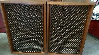 Vintage sansui speakers