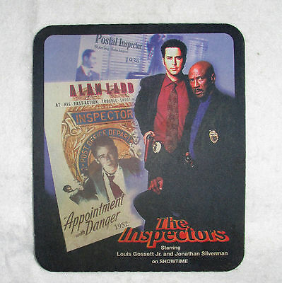 The Inspectors Showtime Movie (1998) Mouse Pad Never Used
