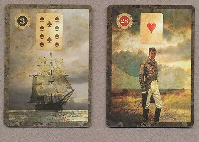 Malpertuis Lenormand Limited Edition Fortune Telling Card Deck - New