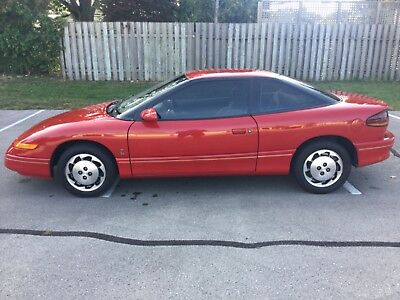1992 Saturn S-Series Base Coupe 2-Door Future Collectable SC Coupe still available at a reasonable price.All original.