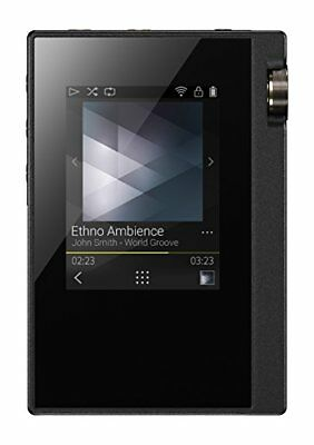 ONKYO 2017 Hi-Res Digital Audio Player rubato DP-S1 (B) Black 16GB Bluetooth New