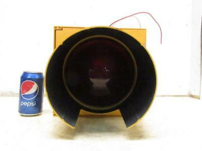 """Cool 8"""" Eagle Traffic Street Signal RED Stop Light Man Cave Decor #4"""