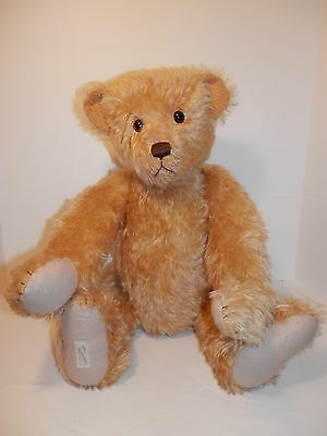 """22"""" DEAN'S RAGBOOK BEAR - Beautiful Blonde Limited Edition No.: 198"""