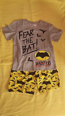 Boys Batman pjs