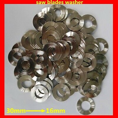 tct washer saw blades washer 30mm to 16mm The inner ring gasket diameter