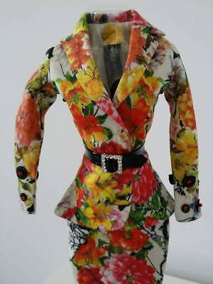 Superdoll Sybarite Salon Extreme Edition Spring Eel Floral Dress+ FREE SHIPPING!