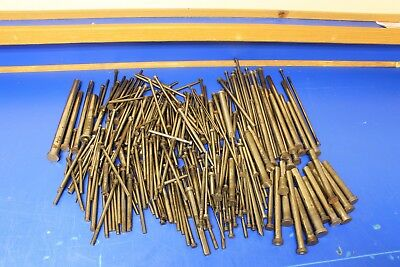 1,017 Lot Plastic Injection Mold Ejector Pins Various Sizes