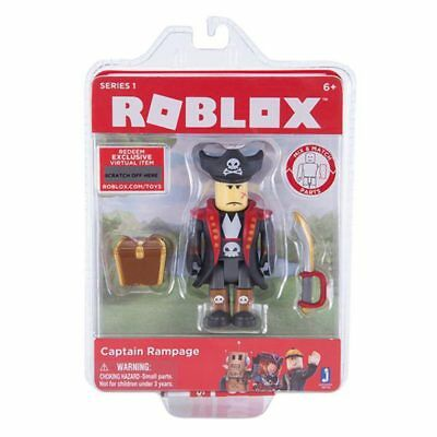 Roblox Captain Rampage NEW