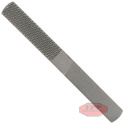 Nicholson 21860NN 4-In-Hand Rasp And File 8 Inch Multi-Cut Carded Half Round