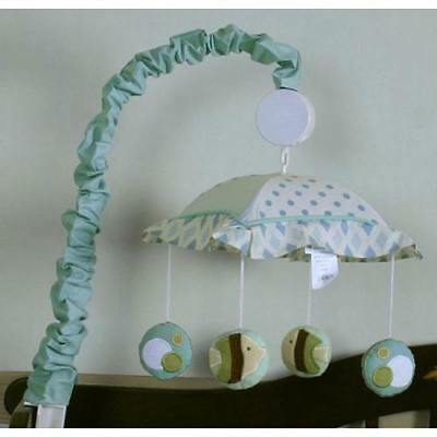Geenny Sea Animals Musical Mobile ~ Boutique Sea Turtle, Baby Bedding Set Mobile