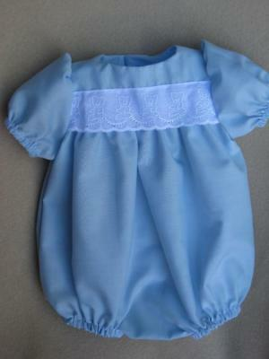 20-22 inch ROMPER - Reborn Doll - Hand Made clothing