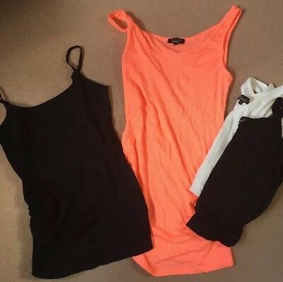 Maternity Vest Bundle, Size 14