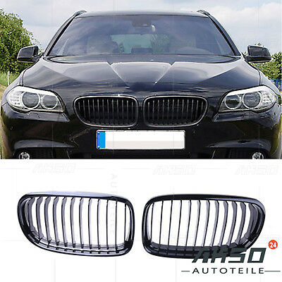 frontgrill bmw nieren grill 3er e90 e91 no m3 ab 2008. Black Bedroom Furniture Sets. Home Design Ideas