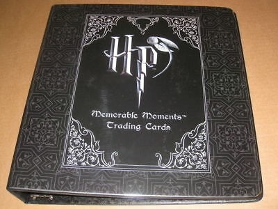 Harry Potter Memorable Moments Trading Card Binder by Artbox-