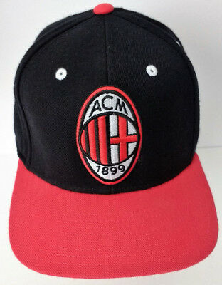 ACM 1899 Soccer Adidas World Football Challenge 2012 Hat