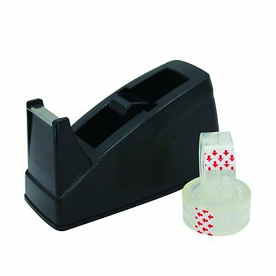 Tape Dispenser Office Desktop Holder with 10 Rolls of 2 Inches Included Classic