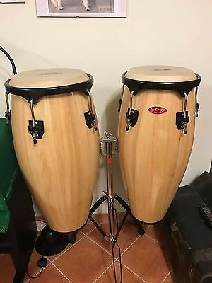 CONGAS STAGG  CWM-N-D 10 pollici e 11 pollici NUOVE