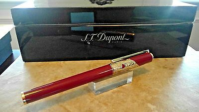 S.T. DUPONT Limited Edition Goat Fountain Pen 141197 Retail: $2,380.00  offers