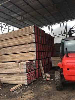 Used 13ft Scaffold Boards