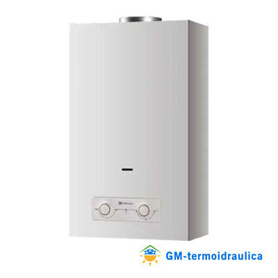 Scaldabagno Scaldino a Gas Chaffoteaux BRD ONM 11 Lt Thermo Group Ariston