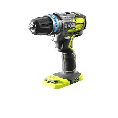 Ryobi ONE+ R18PDBL-0 18V Cordless Brushless Percussion Drill (Body Only).