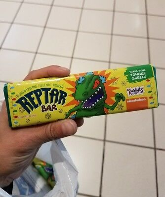 Nickelodeon Rugrats Reptar Bar Fye Exclusive