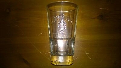 JIM BEAM The Bourbon since 1795 Tall Tumbler 34cl. NEW (Signature on Glass)
