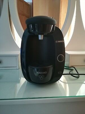tassimo joy coffee machine white with pods. Black Bedroom Furniture Sets. Home Design Ideas