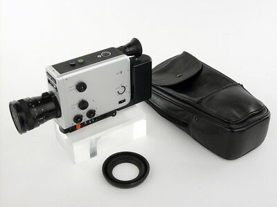 Braun Nizo 561 MACRO film cine MOVIE camera Super 8 mm VARIOGON AUTO-B 54 fps