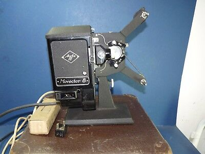 Agfa Movector 8 Projector Vintage