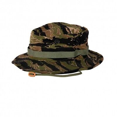 PROPPER F5501 100% Cotton Ripstop Boonie Hat Asian Tiger Stripe 7 3/4