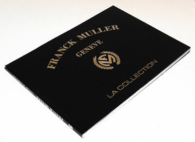 """Franck Muller Fine Watches Catalogue 2008 """"La Collection"""" Swiss Watch Timepieces"""