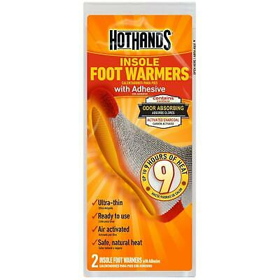HotHands Insoles Foot  Warmers 2 Per Pack Hot Hands Hand Warmers