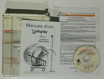 e-display pro 2 professional software ecommerce