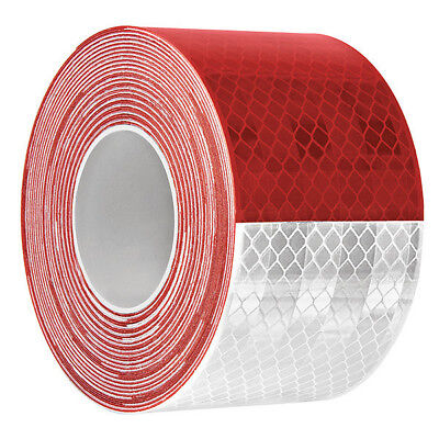 Reflective Tape,Polyester,30 ft. L