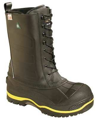 BAFFIN POLA-MP03-BK1-15 Winter Boots, Mens, 15, Lace, Nonmetal, 1PR