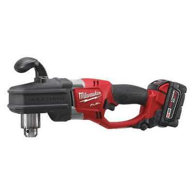 MILWAUKEE 2707-22HD Cordless Right Angle Drill Kit,9.8 lb. G6639431