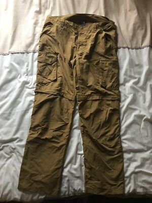 North Face Hiking Trousers