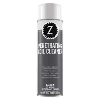 ZORO G7650216 Penetrating Coil Cleaner,C1,20  oz. G7650216