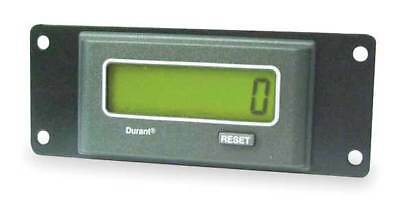 DURANT 53300-851 Electronic Totalizer, 8 Digits