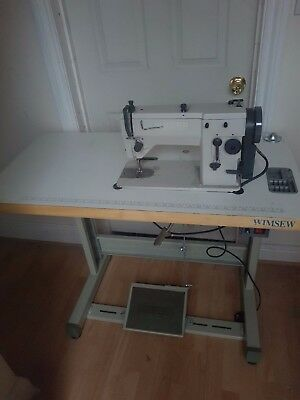 embroidery machine, white, great condition
