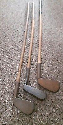 hickory golf clubs