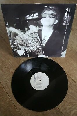 Pet Shop Boys - Where The Streets Have No Name - 12inch - VG - 12R6285