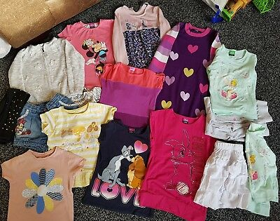 Girls Age 5-6 Bundle. Disney!
