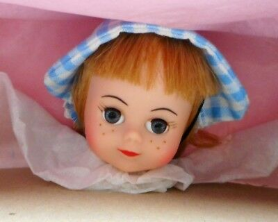 MAGGIE MIX-UP DOLL ~ 1997 Madame Alexander ~ NEW IN BOX ~ 8 inch tall